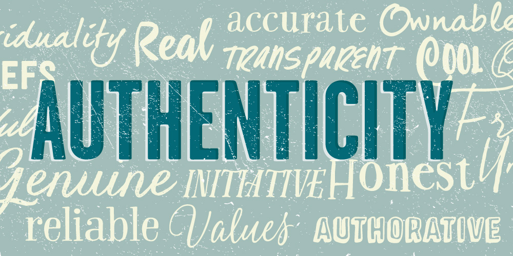 Deeper Lessons on Authenticity (A blogpost of a sort)